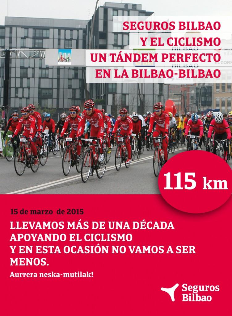marcha cicloturista seguros bilbao