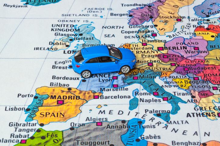carnet de conducir europeo España