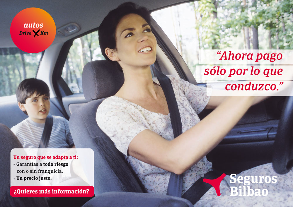 Contrata tu seguro de coche por km con Seguros Bilbao