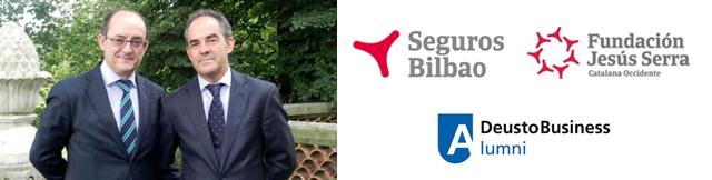 Colaborando un año más con Seguros Bilbao.