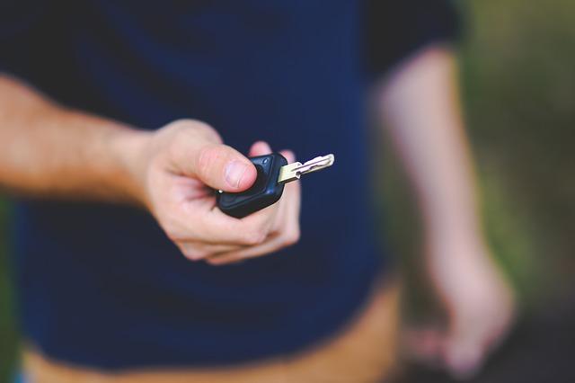 El robo de coches con apertura sin llave.