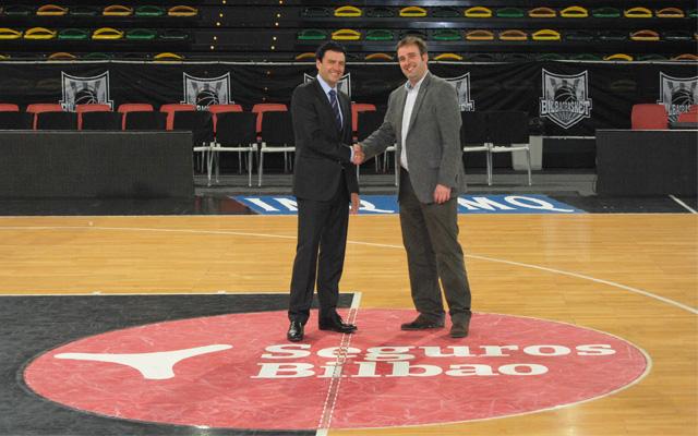 Seguros Bilbao patrocina Bilbao Basket.