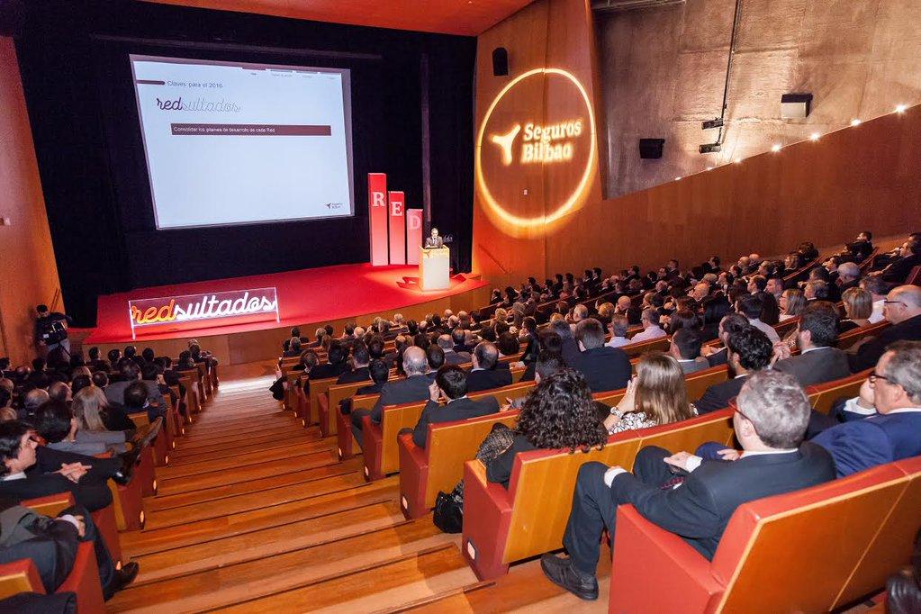Objetivos 2016 de Seguros Bilbao.