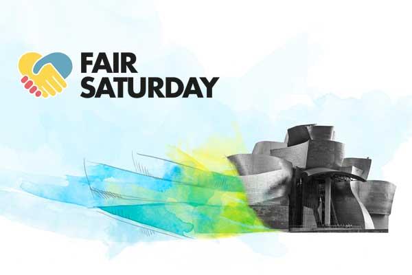 Concurso Fair Saturday redes sociales
