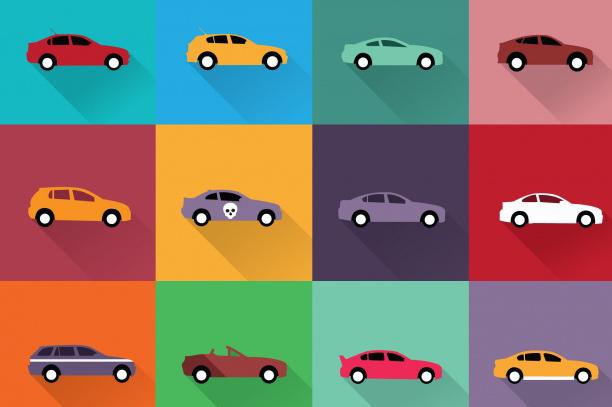 color de coche afecta en el seguro
