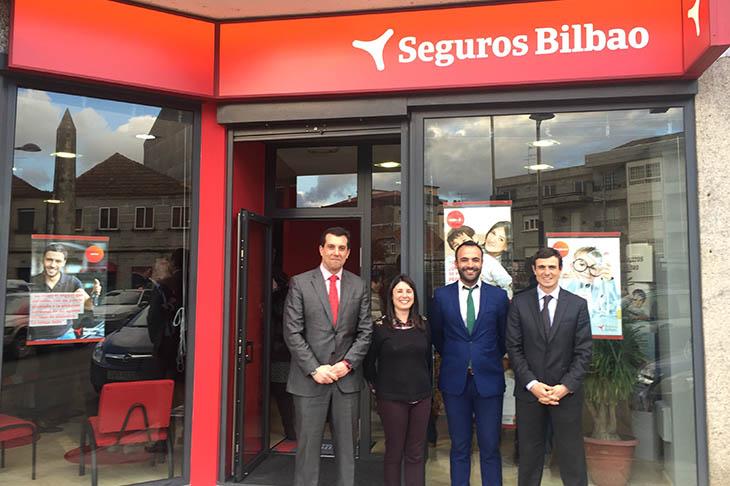 Nueva oficina de Seguros Bilbao en Ponteareas