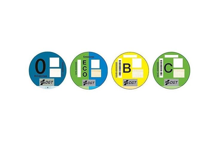 Las etiquetas ecológicas con las que, a partir de ahora, se cataloga el parque automovilístico tienen una finalidad clara.