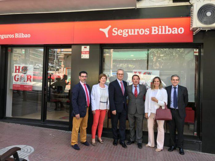 Nueva oficina en Madrid de Seguros Bilbao