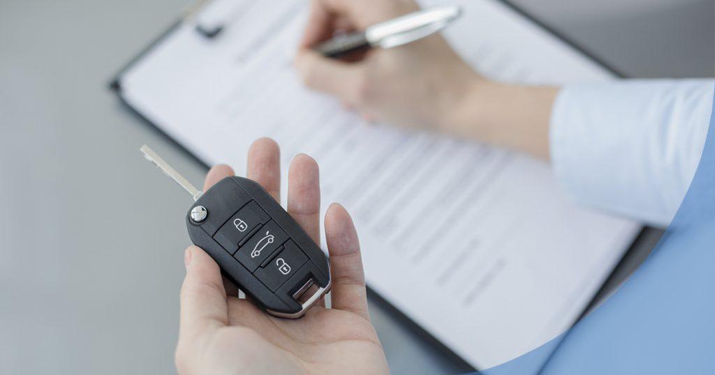 contrato de compraventa coche