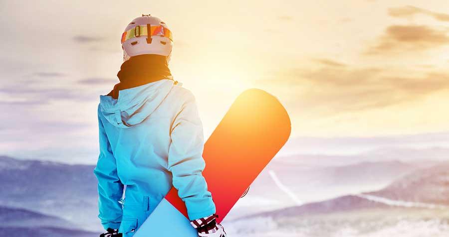Lesiones frecuentes en la Nieve