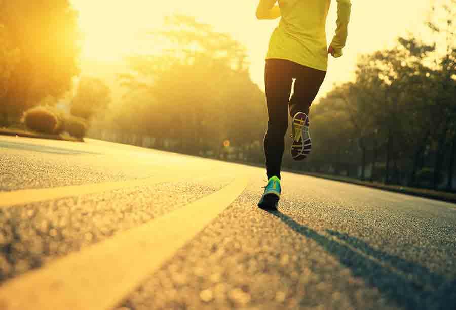 beneficios y riesgos de correr