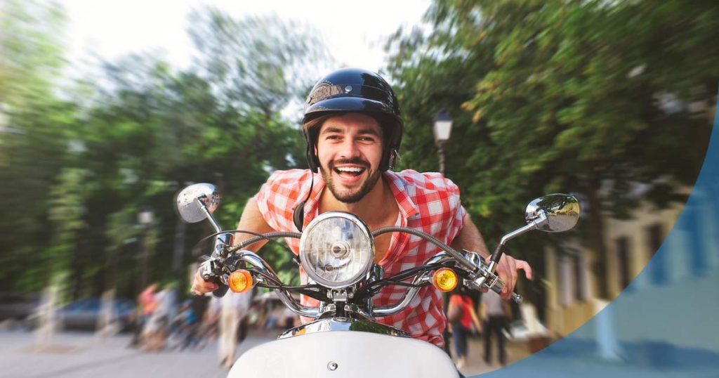 Infracciones moto