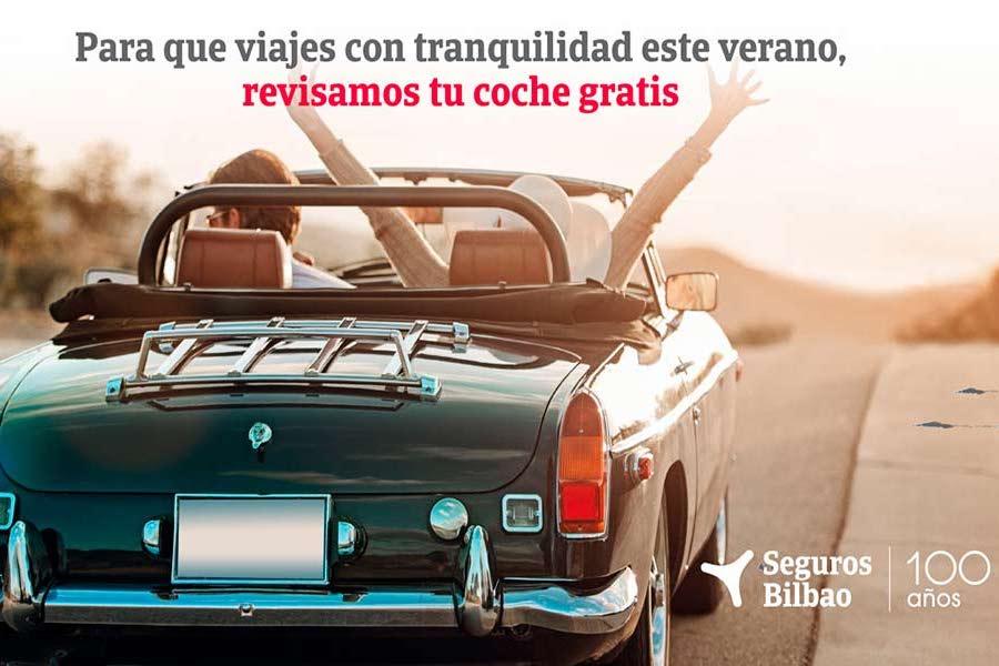 Revisión de coche gratis este verano