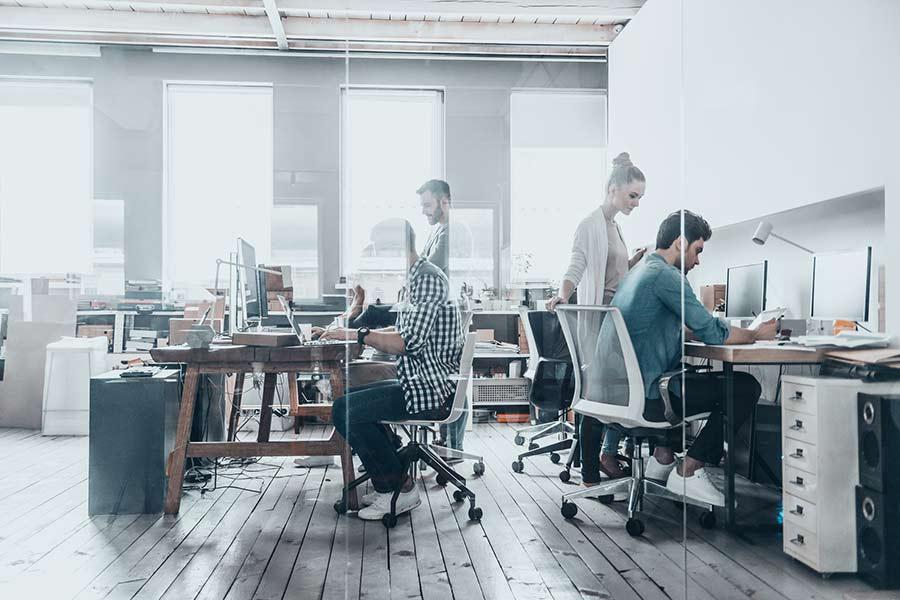 mejorar la seguridad en la oficina