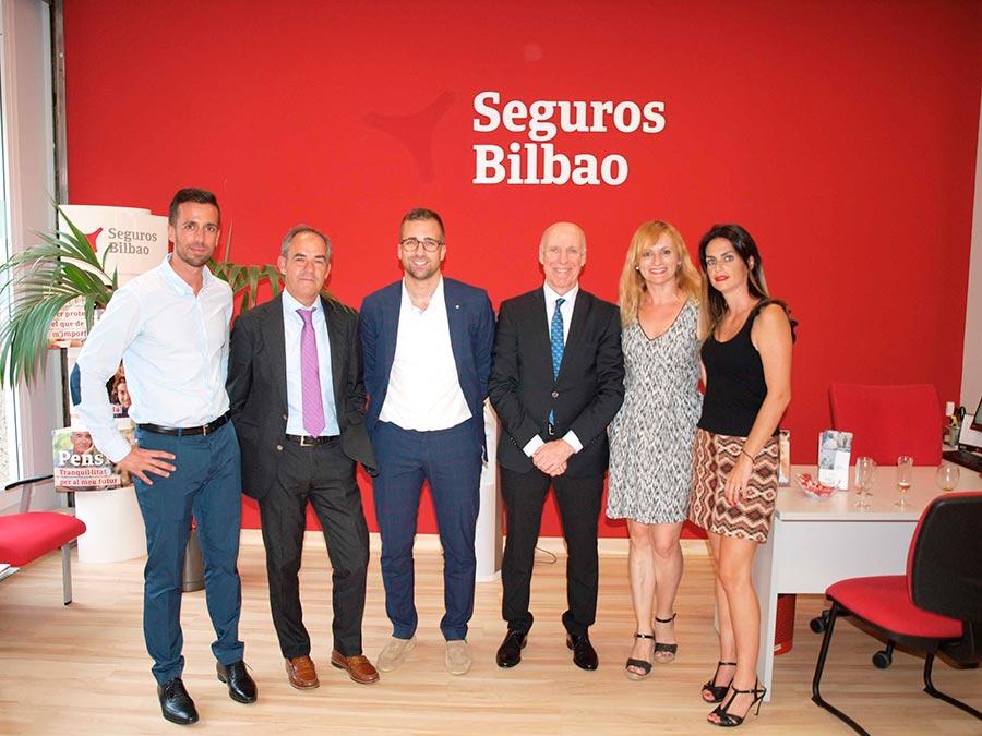 Nueva oficina Seguros Bilbao