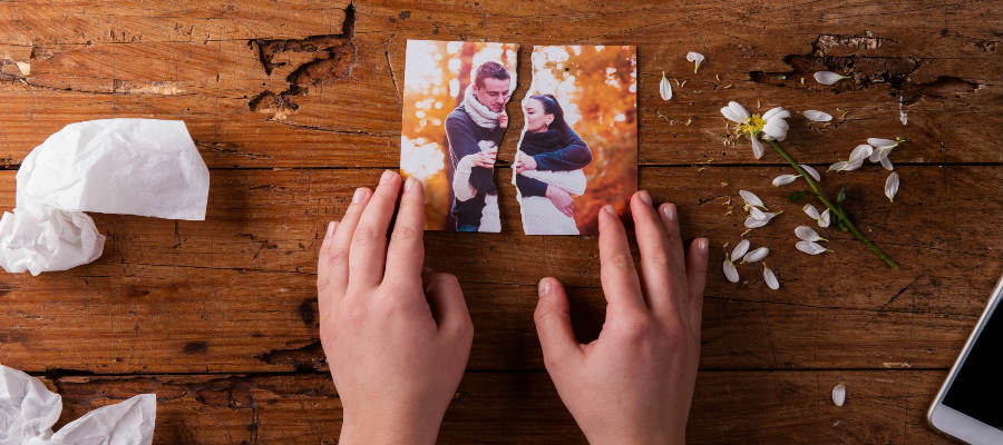 ¿Cuál es la diferencia entre separación y divorcio?