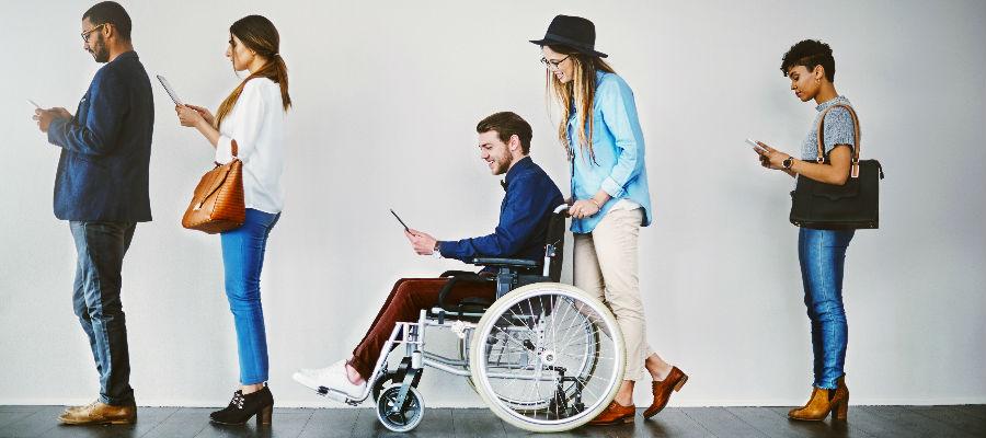 Pasos para reclamar el grado de incapacidad