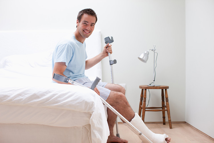 Los trámites para solicitar la indemnización por accidente laboral