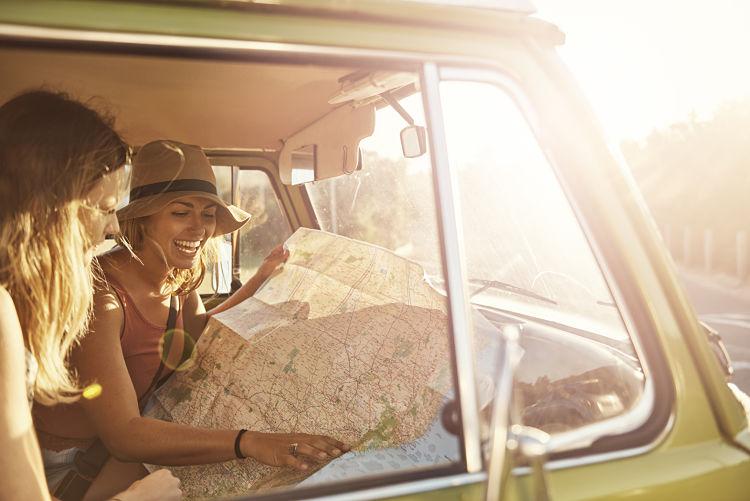 Consejos para viajar en furgoneta tan lejos como quieras