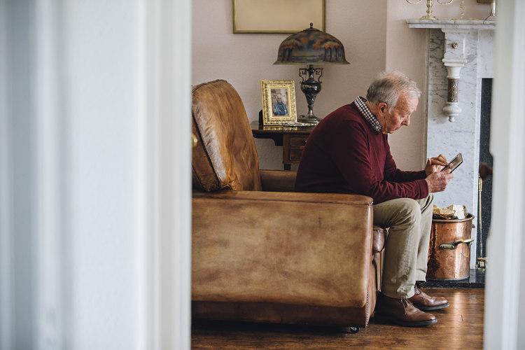 La pensión de viudedad en caso de separación de bienes