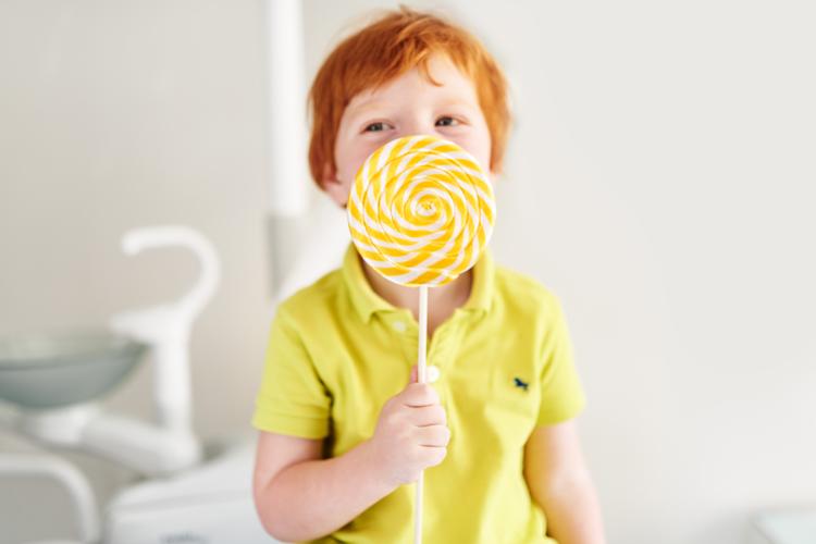 Como prevenir la caries infantil
