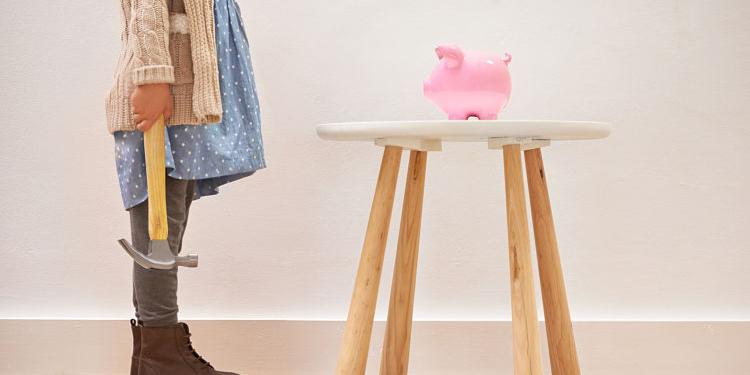 Consejos para potenciar el ahorro en cuentas bancarias para niños