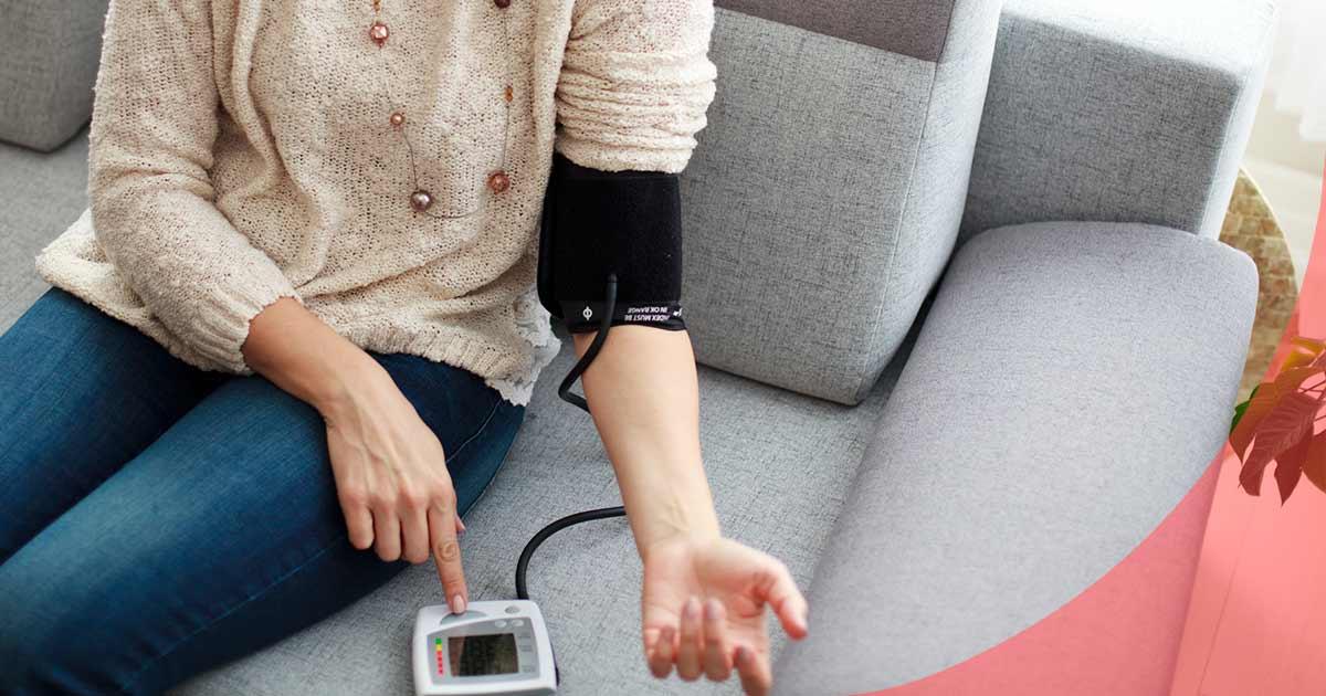 Los valores normales de la tensión arterial