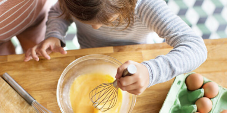 recetas fáciles para hacer con niños