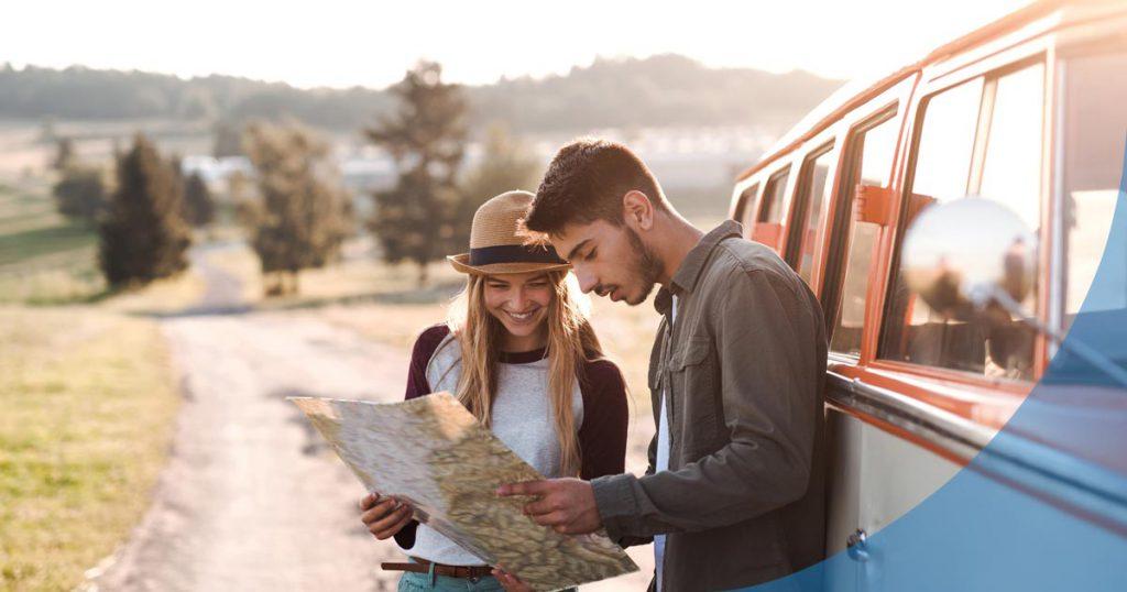 Consejos para viajar en furgoneta