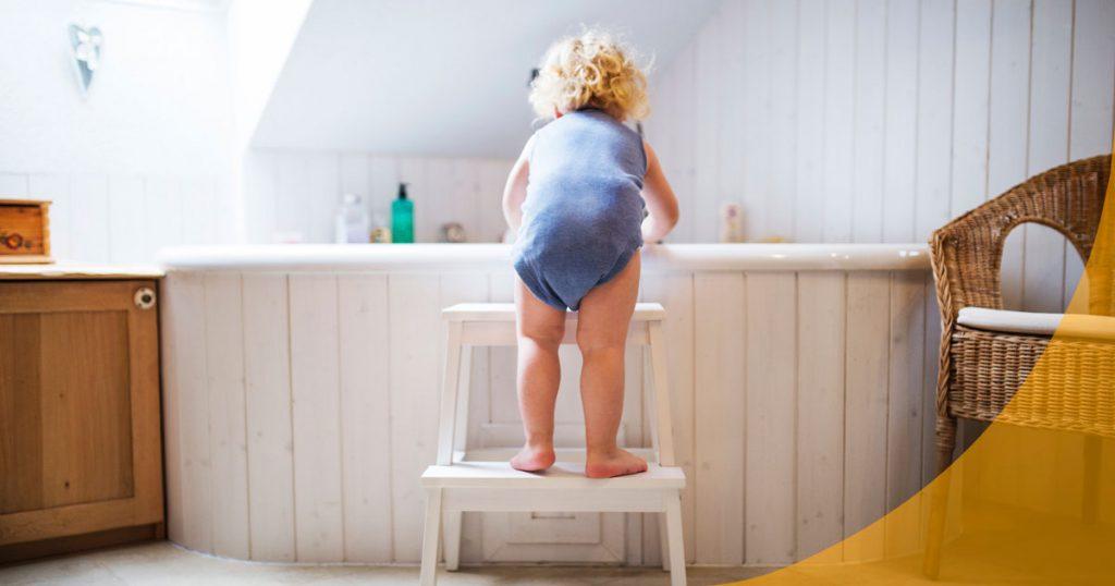Medidas para proteger a los niños de los accidentes domésticos más comunes