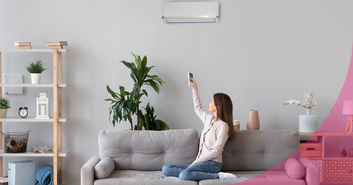 ahorrar en aire acondicionado