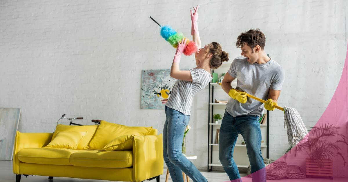 Cómo repartir las tareas del hogar
