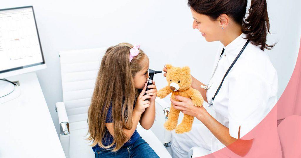 otitis niños