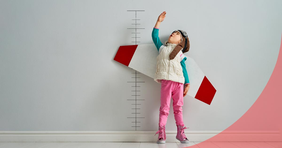 percentil altura niños