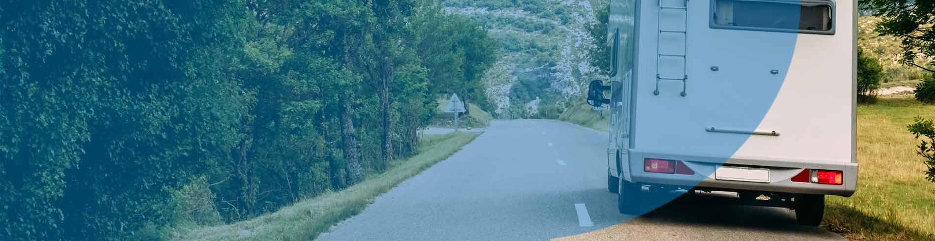 Assegurances per a furgonetes i autocaravanes