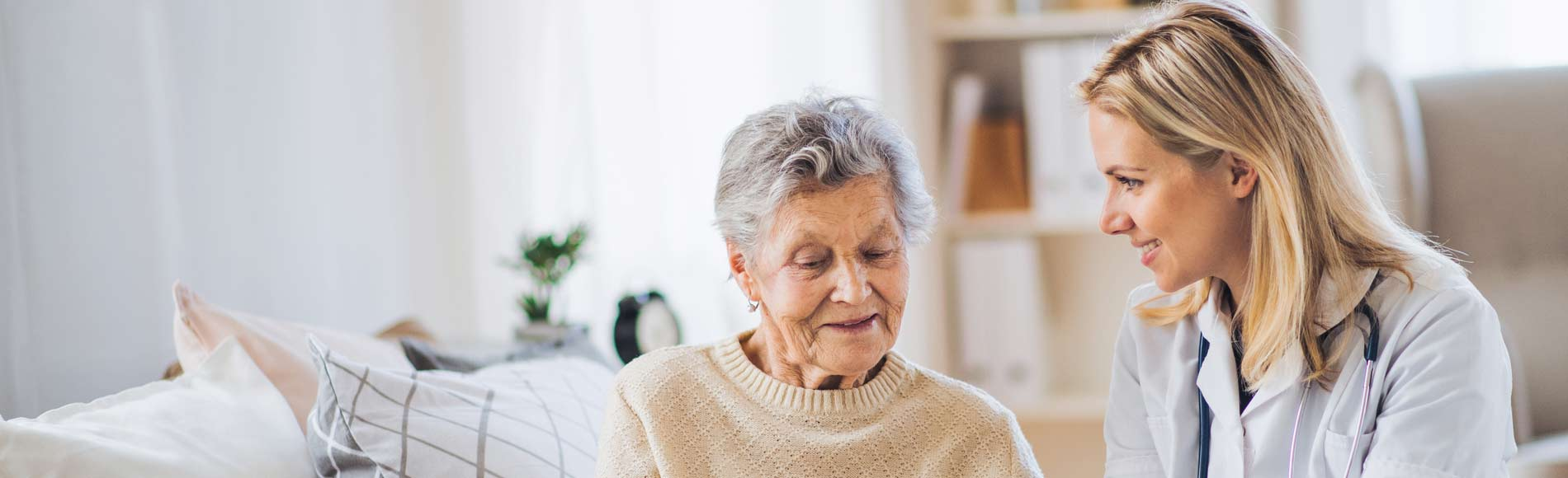 Quadre mèdic per a la gent gran