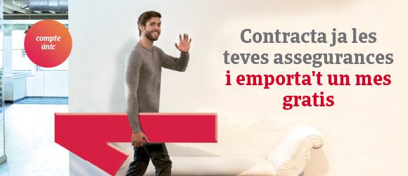 Compte Únic Seguros Bilbao