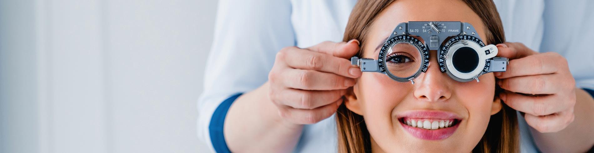 Servicio de optometría y audición