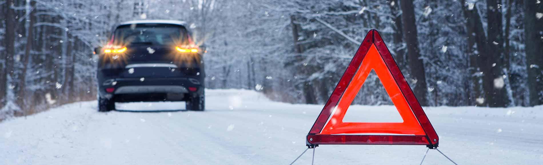 Asistencia en carretera seguro de auto
