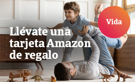 Llévate una tarjeta Amazon de regalo