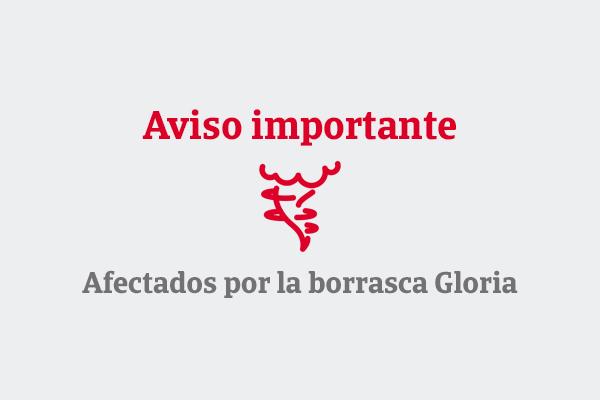 borrasca Gloria