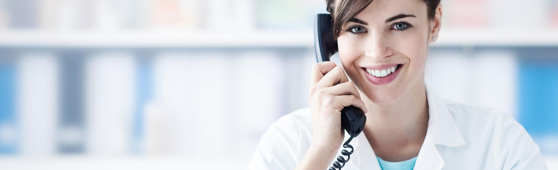 Telefono bidezko orientazio medikoa