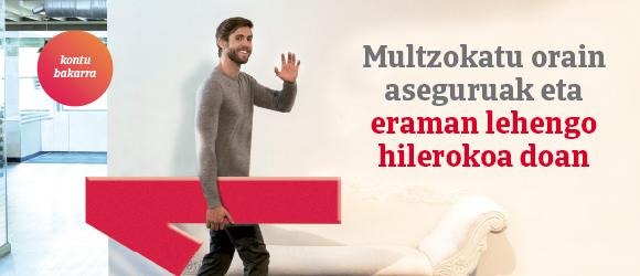 Kontu Bakarra Seguros Bilbao